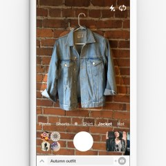 Pinterest Lens now with more than 600M visual searches per month