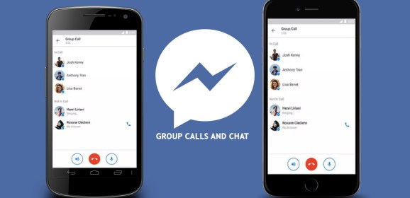 Facebook updates Messenger with admin privileges for group chats