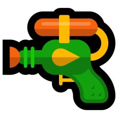 Microsoft finally kills the gun emoji as it replaces it with water pistol