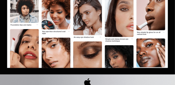 Pinterest users can now filter search results by skin tone