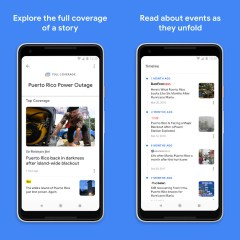 Google News replaces Google Newsstand with AI-powered features