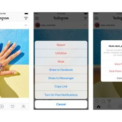 "Instagram adds ""Mute"" option so you can choose who appears in your feed"