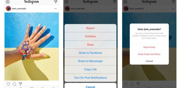 """Instagram adds """"Mute"""" option so you can choose who appears in your feed"""