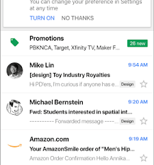 Gmail now uses AI to prioritize important email notifications on iOS