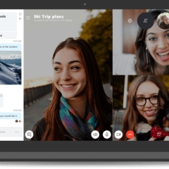 Skype for desktop upgraded with new classic design