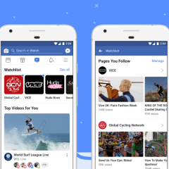 Facebook Watch launched globally