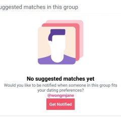 Facebook Dating will suggest matches from Dating Groups