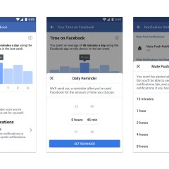 Facebook rolls out new dashboard that shows time spent on the app