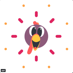 Twitter rolls out special animation button for Thanksgiving