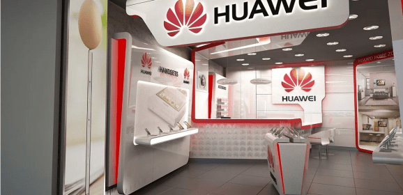 Huawei demotes two employees after tweeting New Year greetings from iPhone