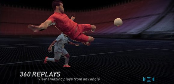 English Premier League clubs to employ 3D 360-degree replay technology