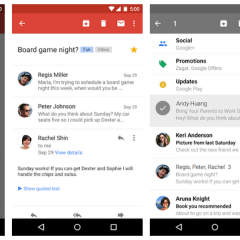 Google already porting some Inbox features to Gmail for Android