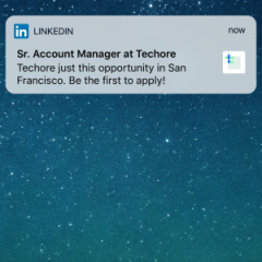 LinkedIn just made easier for you to find a new job