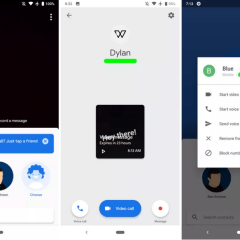 Google replaces video/voice switcher with new contact screen in Duo