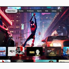 New Apple TV Channels app included in latest iOS update