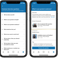 LinkedIn launches new suite of tools to help you prepare for interview