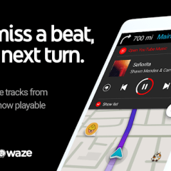 Waze Adds YouTube Music – Another Music Option for Drivers