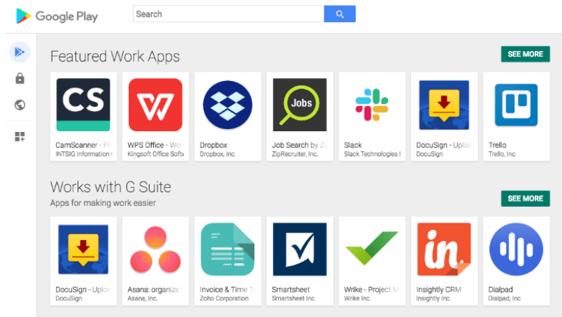 Why Google Play is still the leading app store