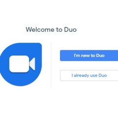 Google Duo is testing face effects and filters for video messages