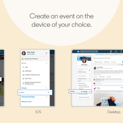 LinkedIn Events is now available to all users