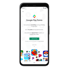Google Play Rewards Program is Now in the US