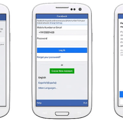 Facebook no longer requires you to share your number during login