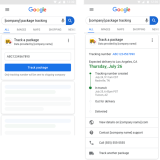 Google is bringing package tracking to Search