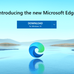 Microsoft officially launches its new Edge Chromium browser on Windows and macOS