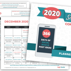 Social Media Calendar for 2020: Should You Use It?