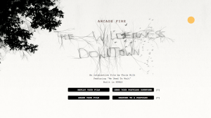 The Wilderness Downtown - The Arcade Fire