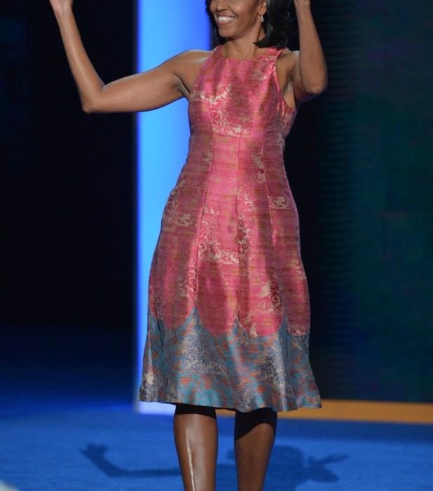 Frist Lady - Michelle Obama - Social Magazine