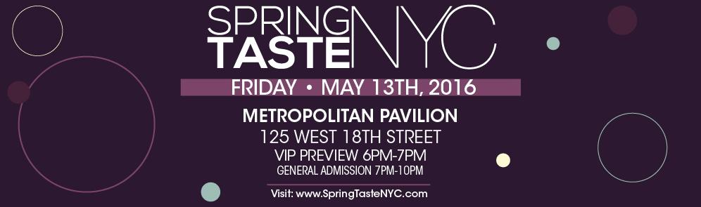 taste spring nyc