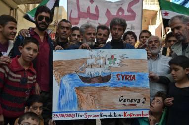 Syria - geneva