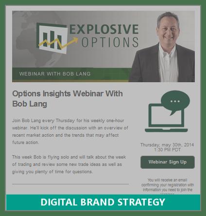 Digital Brand Stratey - Social Light Case Study