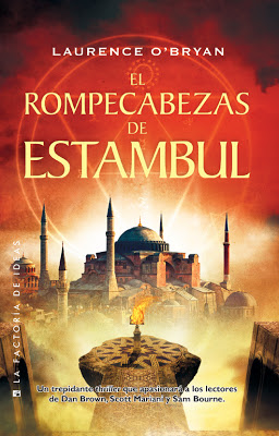 The Spanish edition of The Istanbul Puzzle