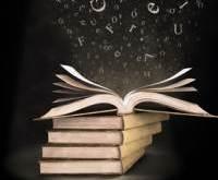 Storytelling - Bücher und Buchstaben