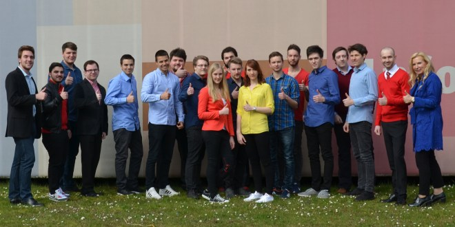 Das neue Social Media Balloon Team
