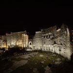 21/04/2015 Roma. I Fori Imperiali di notte. The Imperial Forums by night