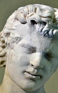 08/07/2015 Roma. Apre al pubblico il Deposito delle sculture di villa Borghese. Le opere, tra il 1966 e il 1999 furono rimosse, per impedire furti e vandalismi, e sostituite con delle copie.