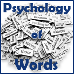 Psychology of Words