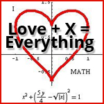 love + X = Everything