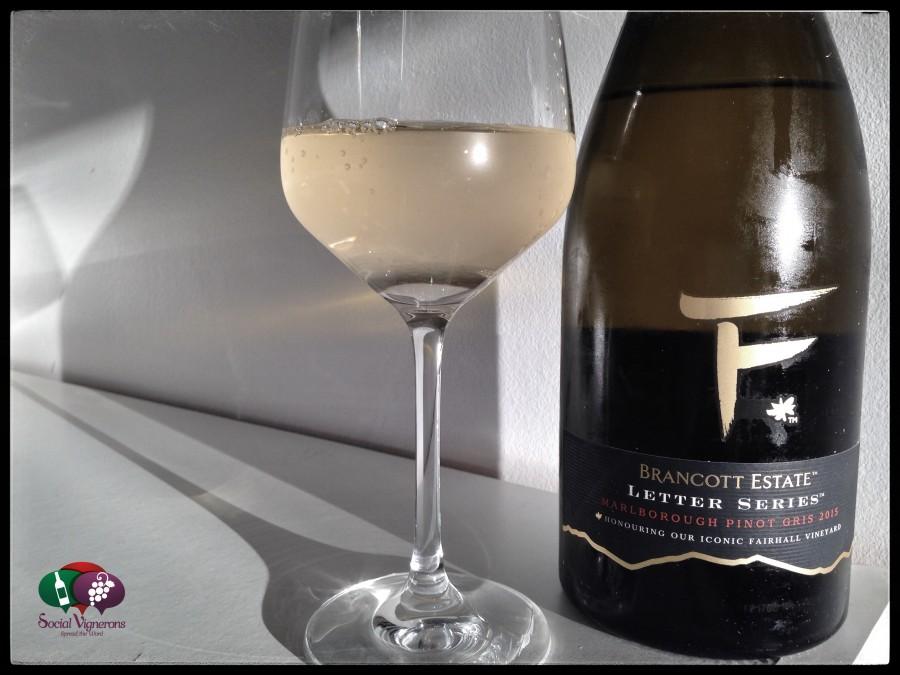 2014 Brancott Estate Letter Series 'F' Fairhall Vineyard Pinot Gris, Marlborough