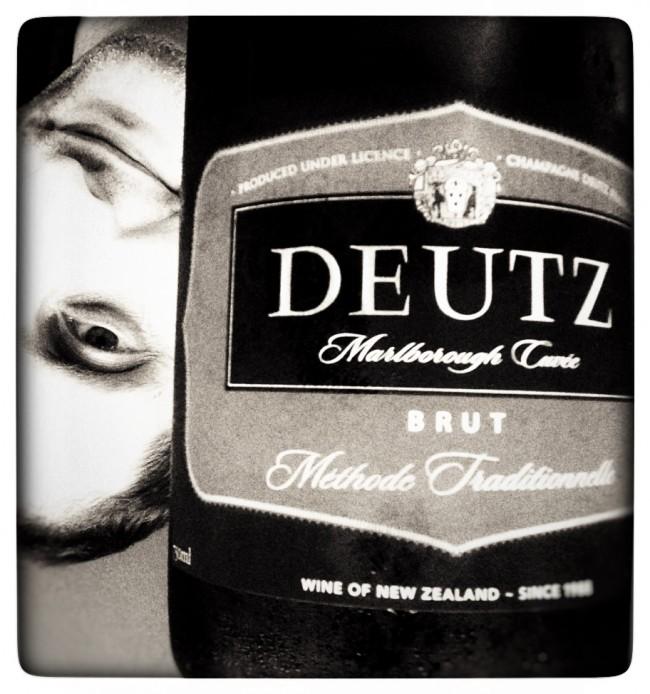 Deutz Marborough Cuvée Méthode Traditionelle NV Brut, New Zealand