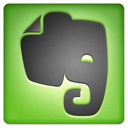 The Evernote elephant logo