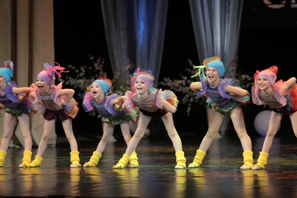 Лучший танцевальный конкурс