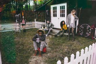 Raury - sodwee.com - Atlanta - Indigo Child, EP