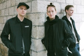 ITW – Vök | Sophie sat down with the trio on tour across Europe, talks album, sax, and Icelandic music recommendations