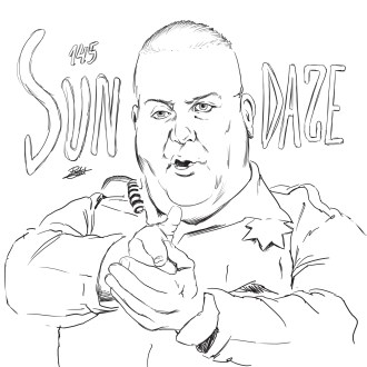 Artwork by Paul Grelet for Sodwee.com