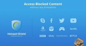 Hotspot Shield Free VPN Proxy