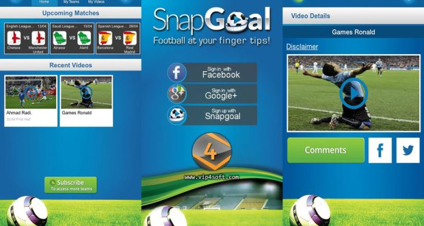 SnapGoal-for-iOS